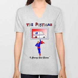 The Postman Unisex V-Neck
