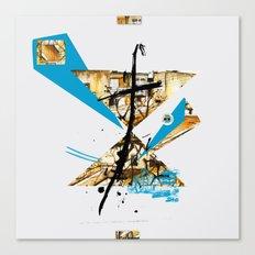 TLV Canvas Print