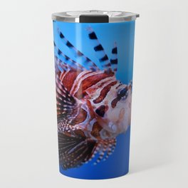 Butterfly fish Travel Mug