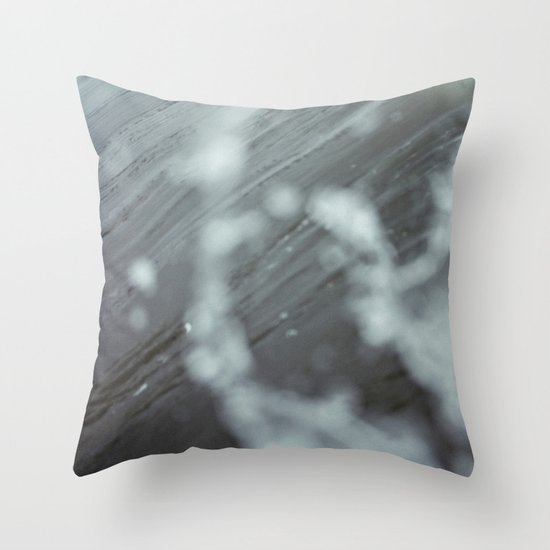 Atlantic #2 Throw Pillow
