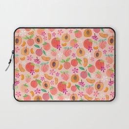 Apricot, Nectarine, & Peaches Laptop Sleeve