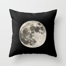 Super Moon. 14-11-2016 Throw Pillow