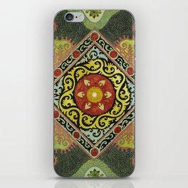 Trompe l'oeil #1 iPhone Skin
