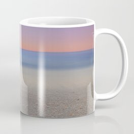 Naples Beach Sunset at 3rd Ave Coffee Mug