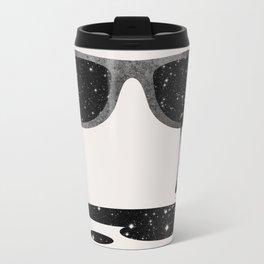Expand Your Horizon II Metal Travel Mug