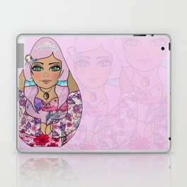 VanMoon Nadya Laptop & iPad Skin