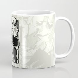 Chapter One: Never Talk with Strangers Coffee Mug