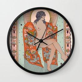 Kindred Spirit Wall Clock