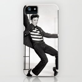 ELVIS PRESLEY - JAILHOUSE ROCK iPhone Case
