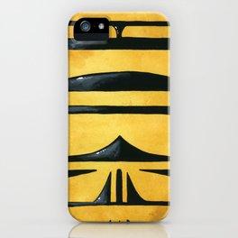 Allograpta iPhone Case