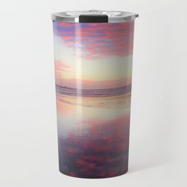 A Sunset Like Cotton Candy Travel Mug