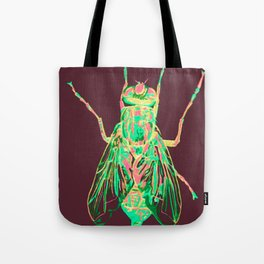 House Fly 2 Tote Bag