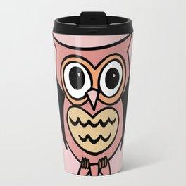 Baby owl Travel Mug