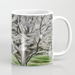 Sterling Silver Tree Coffee Mug
