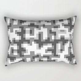 pixel 003 01 Rectangular Pillow