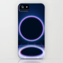 ECLIPSE 2043 iPhone Case