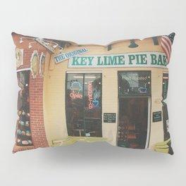 The Original Key Lime Pie Bakery Pillow Sham