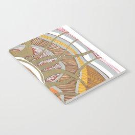 Golden Compass Notebook