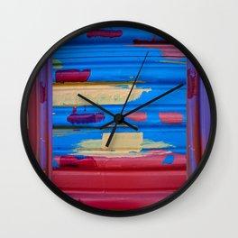 MURAL Wall Clock