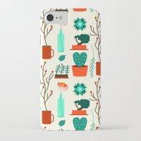 zen iPhone & iPod Cases featuring Zen by Ana Types Type