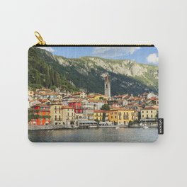 View of a Town on Lake Como, Varenna, Lombardy, Italy Carry-All Pouch