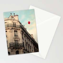 Balloon Rouge Stationery Cards