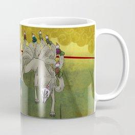 Amaterasu vs Ninetails Coffee Mug