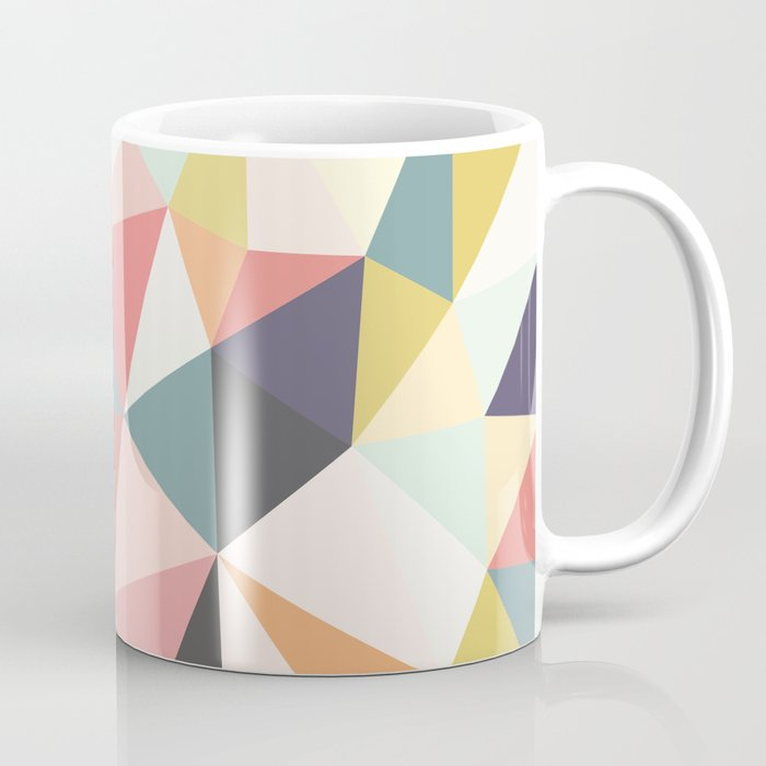Deco Tris Coffee Mug