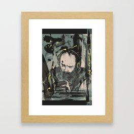 Music Me ! Framed Art Print