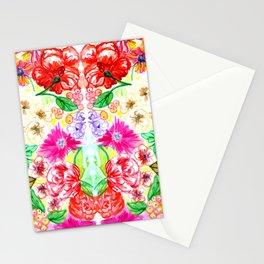 Outburst Stationery Cards