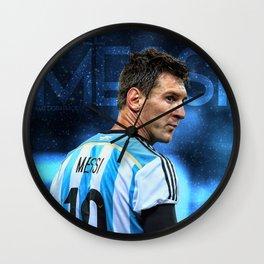 Lionel Messi-10 Wall Clock