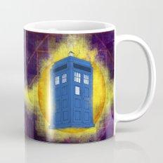 The TARDIS Mug