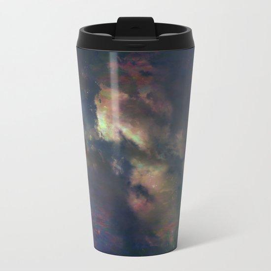 Best Wishes Metal Travel Mug