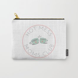 Hot Mess Moms Club - Coffee Carry-All Pouch