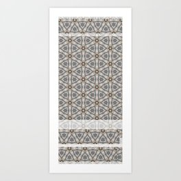 Modern Deco Art Print
