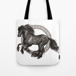 Sleipnir - Odin's Horse - Viking Tote Bag