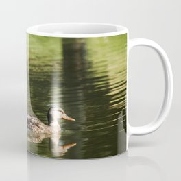 Duck Photography Print Coffee Mug