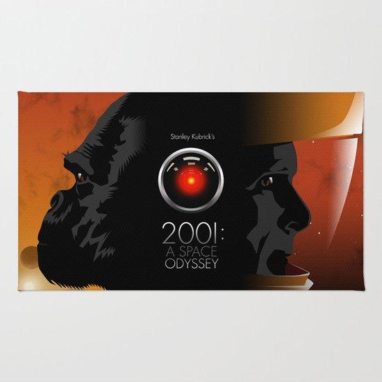 2001 - A space odyssey Rug