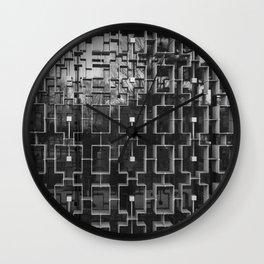 modern art Wall Clock