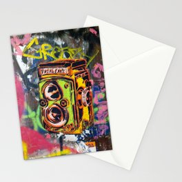 STREET ART #22 Stationery Cards