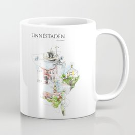 Linnéstaden, Göteborg, Sweden Coffee Mug