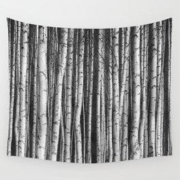 Birch || Wall Tapestry