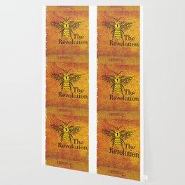 Bee the Revolution Wallpaper
