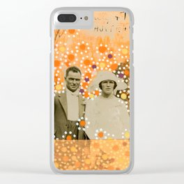 The Nervous Uncle Clear iPhone Case
