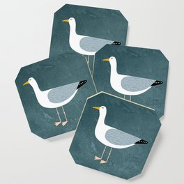 Seagull Standing Coaster