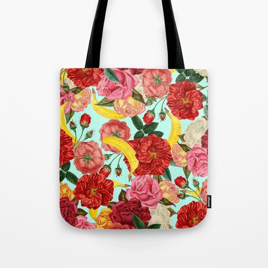 Tropical Forest #society6 #decor #buyart Tote Bag