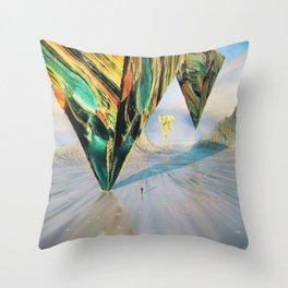 Broadcast Throw Pillow