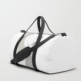 Cream Wings Duffle Bag