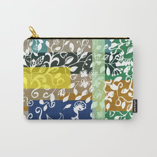 Unconventional lace Carry-All Pouch
