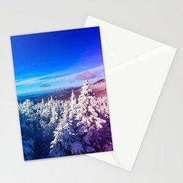 Killington Powder Day Stationery Cards